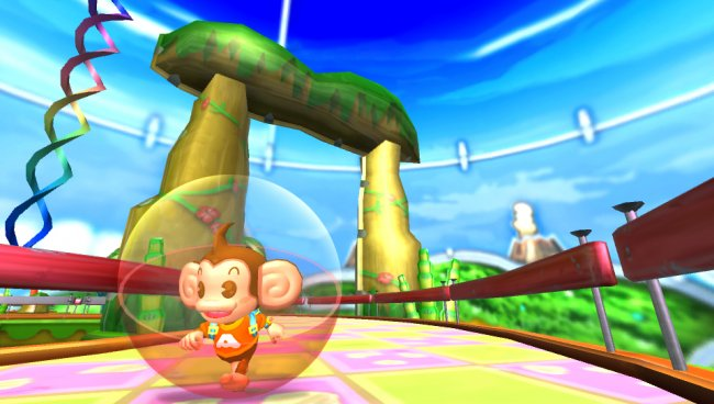 Monkey Ball made from desire to spend less time and money