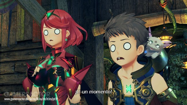 Monolith want to make more Xenoblade games