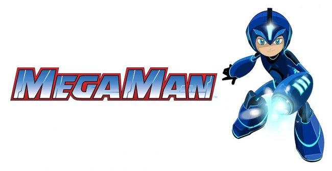 First image of the new Mega Man TV series