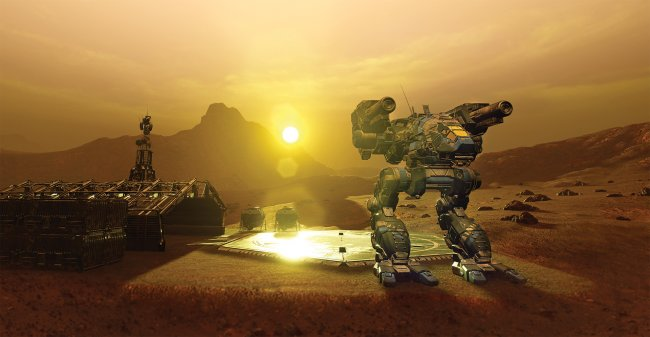 Mechwarrior 5's gameplay walkthrough highlights the chaos