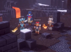 Minecraft Dungeons dated during E3 press conference