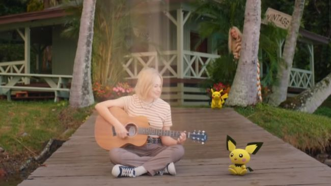 Katy Perry's Pokémon collaboration song is out now