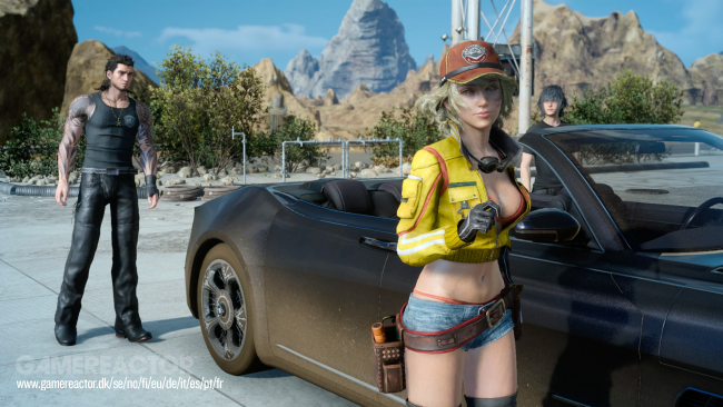 Take a look at some fresh screens from Final Fantasy XV