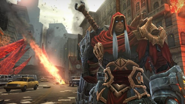 Darksiders is added to backwards compatibility list