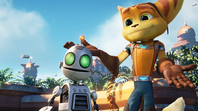 Charts: Ratchet & Clank makes it two in a row