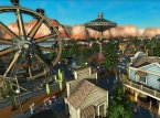 Rollercoaster Tycoon World gameplay teaser