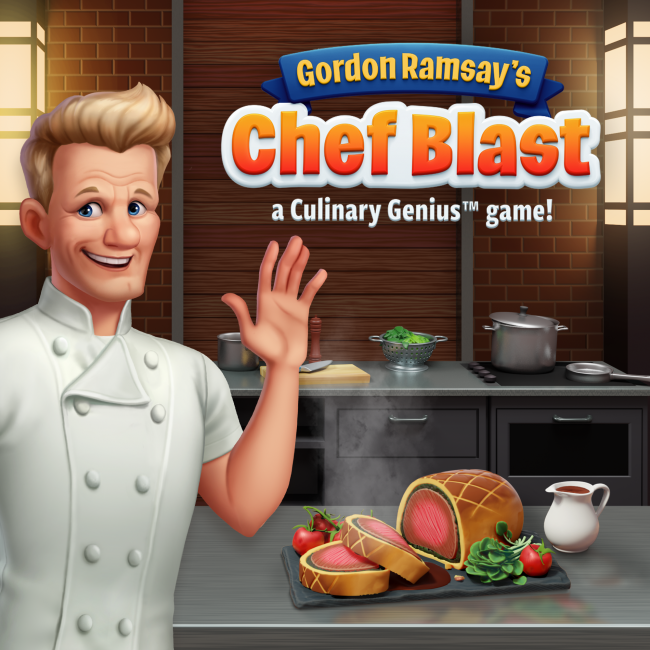 Turn up the heat: We chat Chef Blast with Gordon Ramsay