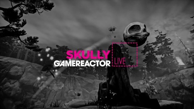 We're playing Skully on today's GR Live