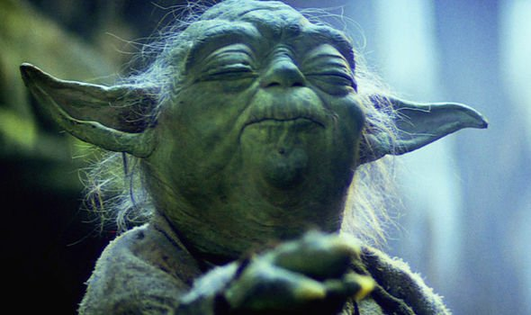 Frank Oz returns as the voice of Yoda in a new Star Wars game