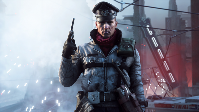 DICE reveals the roadmap for Battlefield V