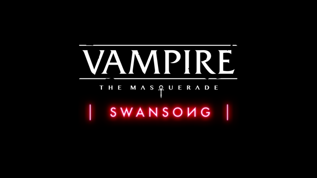Vampire: The Masquerade - Swansong launches in 2021