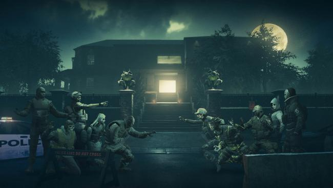 Rainbow Six: Siege's Mad House event celebrates Halloween