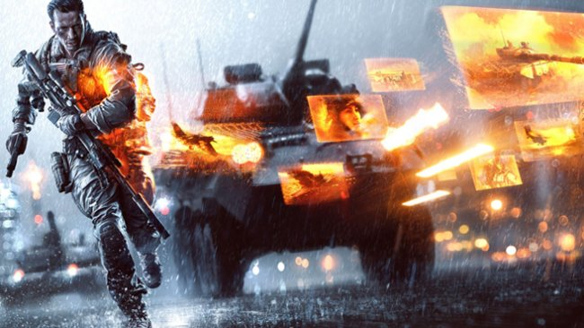 Battlefield 4 users treated to new user interface
