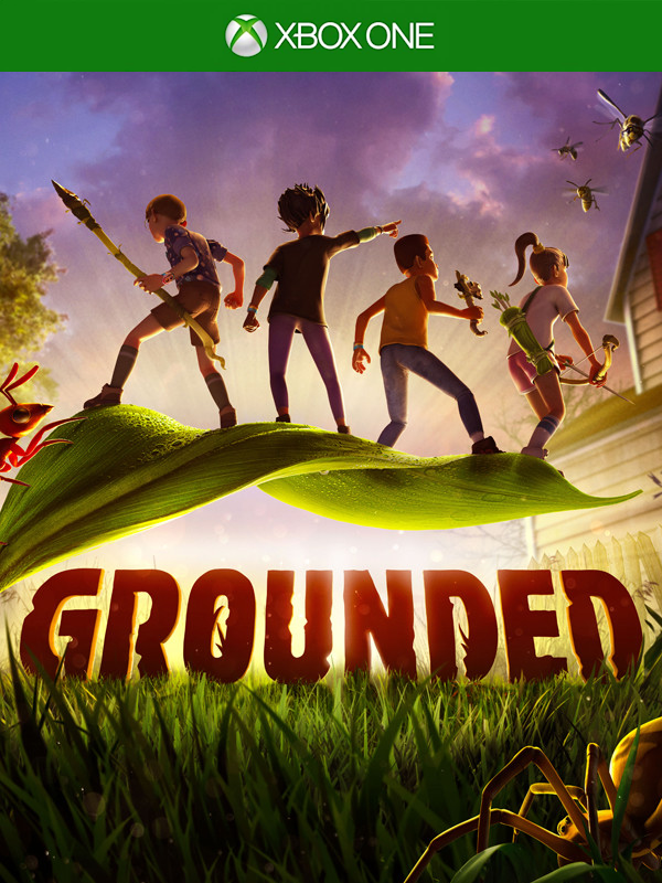 Halloween content added for Grounded
