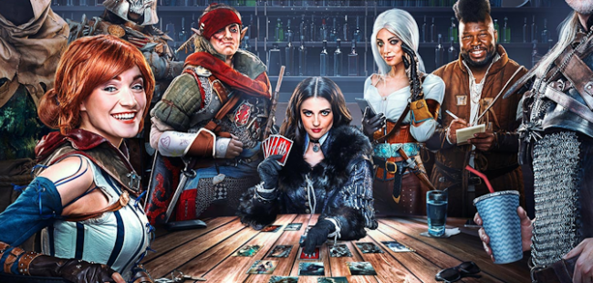 Gwent story is same size as Hearts of Stone Witcher expansion