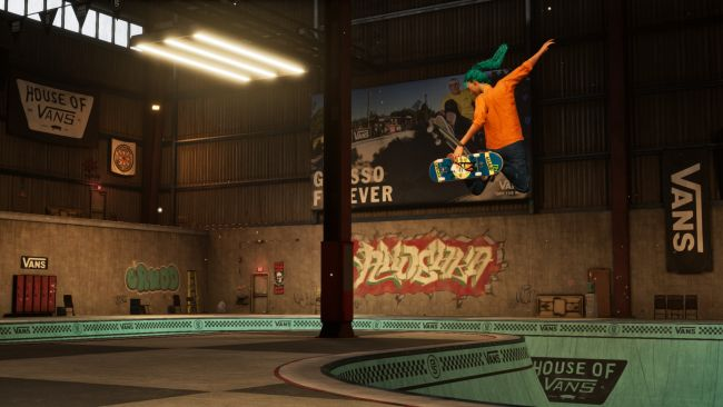 THPS 1&2 Remake: Tony Hawk renames old grab trick out of respect for its creator