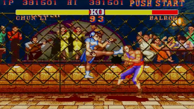 New combos found in original Street Fighter II