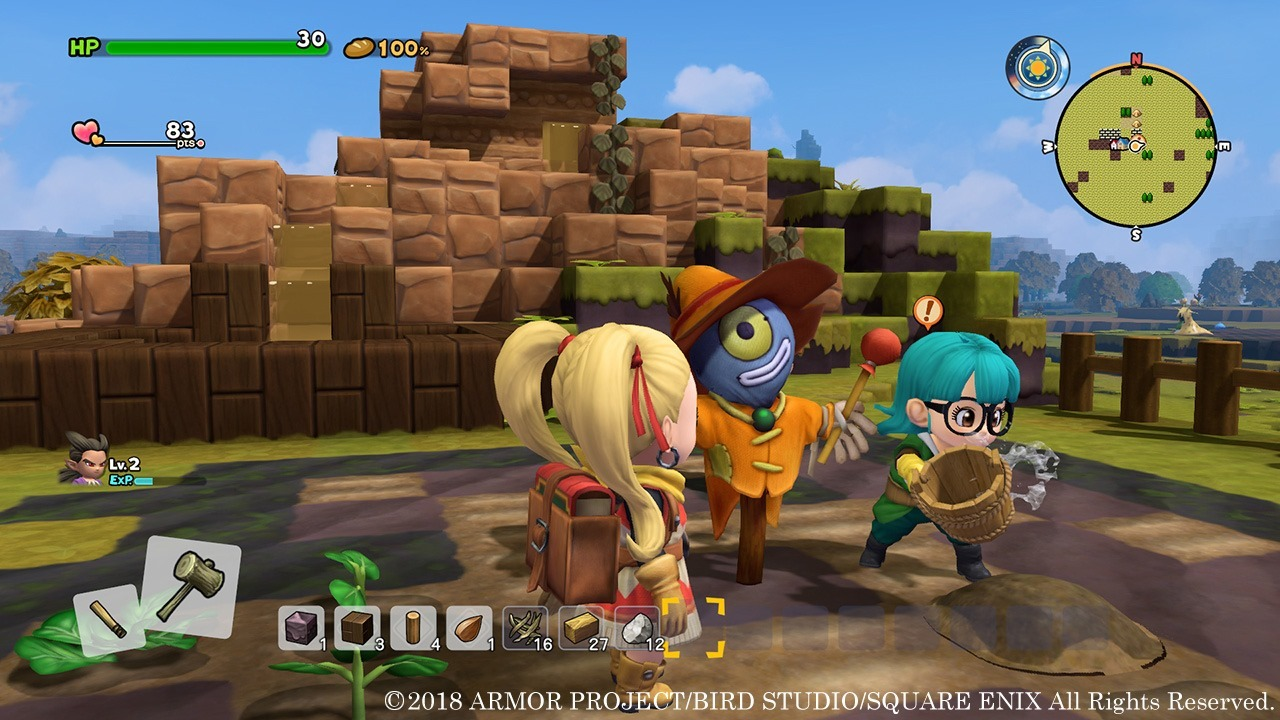 Dragon Quest Builders 2 Finally Gets Switch, PS4 Release ...