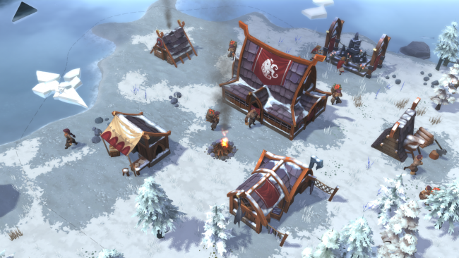 Northgard's Conquest update adds over 100 hours of content