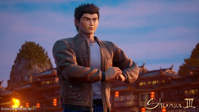 Shenmue III's A Day in Shenmue trailer is here for Gamescom
