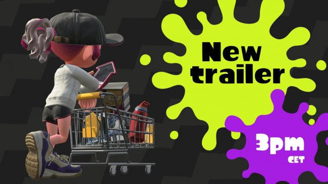 Splatoon 2 surprise is coming later today