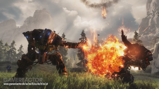 Two hours of Titanfall 2 gameplay