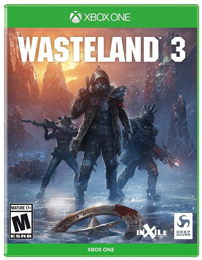 Wasteland 3 updated with the patch 'Robots & Rangers'