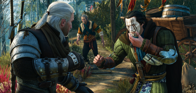 The Witcher 3 is getting a New Game+ mode