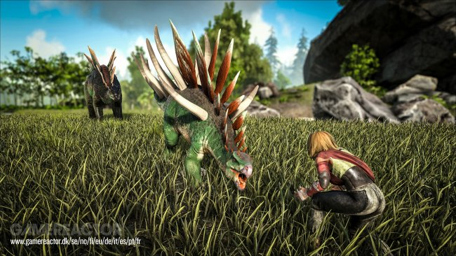 War Drum Studios ports ARK: Survival Evolved to mobile