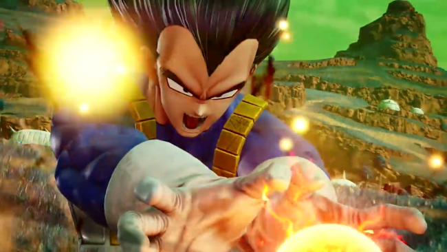 Jump Force brings the fight to Gamescom with new trailer