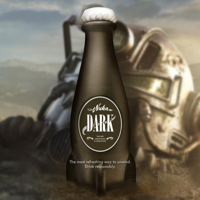 Bethesda launches Fallout rum brand