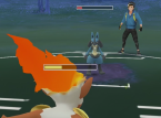 Pokémon Go Trainer Battles