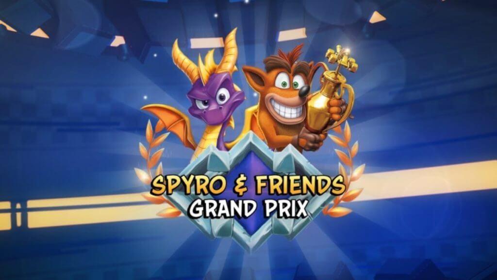 We take on Crash Team Racing's Spyro Circuit - Crash Team