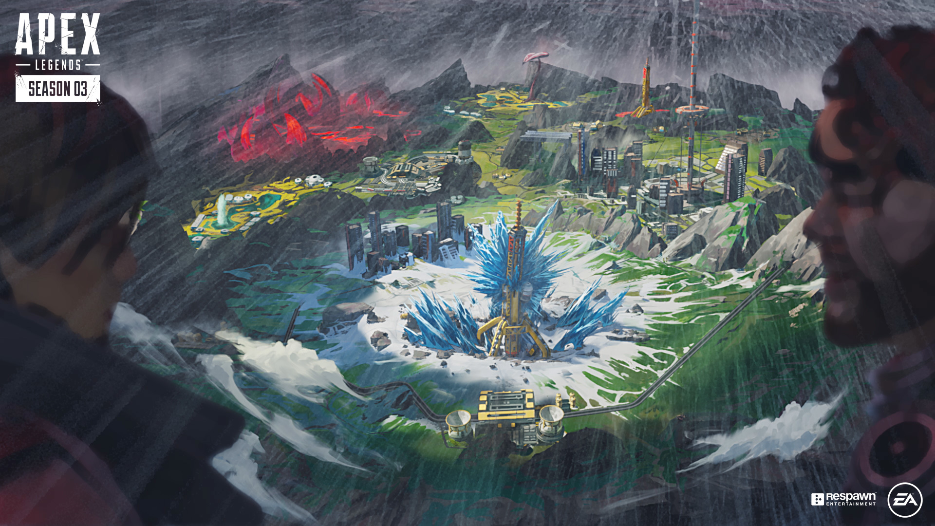 Apex Legends Season 3 Hands On Impressions Preview Gamereactor