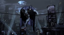 Arkham City's PC release dated