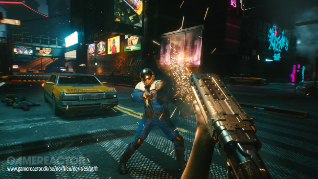 Gabe Newell: There are aspects of Cyberpunk 2077 that are just brilliant