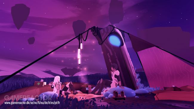 Haven revealed by the Furi developers