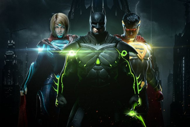 Injustice 2 tops UK sales charts for a second week