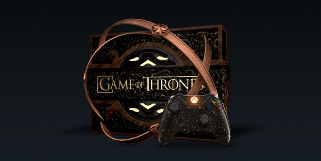 Microsoft teases new Game of Thrones themed Xbox One