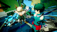 Pictures of We have new details on My Hero Academia: One's Justice 2/21