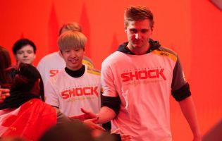 Nevix leaves San Francisco Shock after two seasons