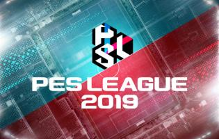 First season of PES League 2019 has begun