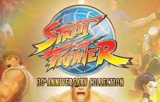 Street Fighter getting a 30th Anniversary tournament series