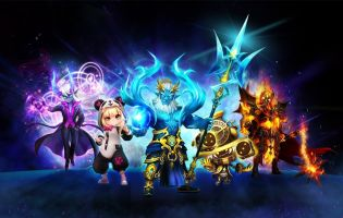 Com2Us on the Esports Scene for Summoners War