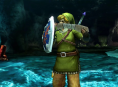 Play as Link in Monster Hunter 4, kind of