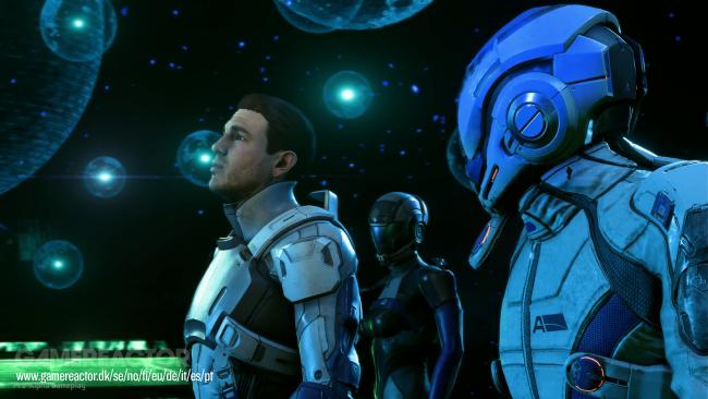 Mass Effect  Build For Beginner