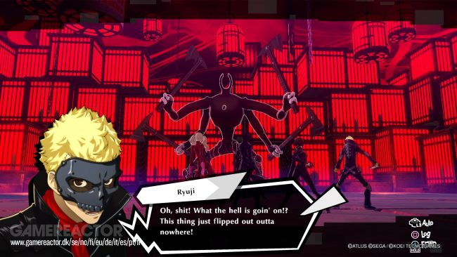 Persona 5 Strikers - Final Preview