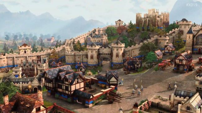 Age of Empires IV on consoles isn't a definite no
