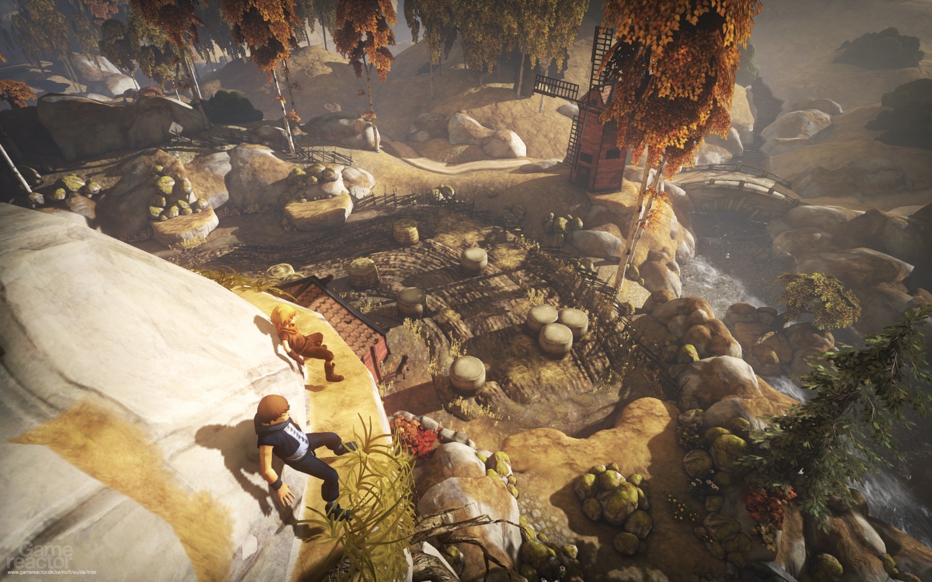 Brothers A Tale Of Two Sons Preview Gamereactor