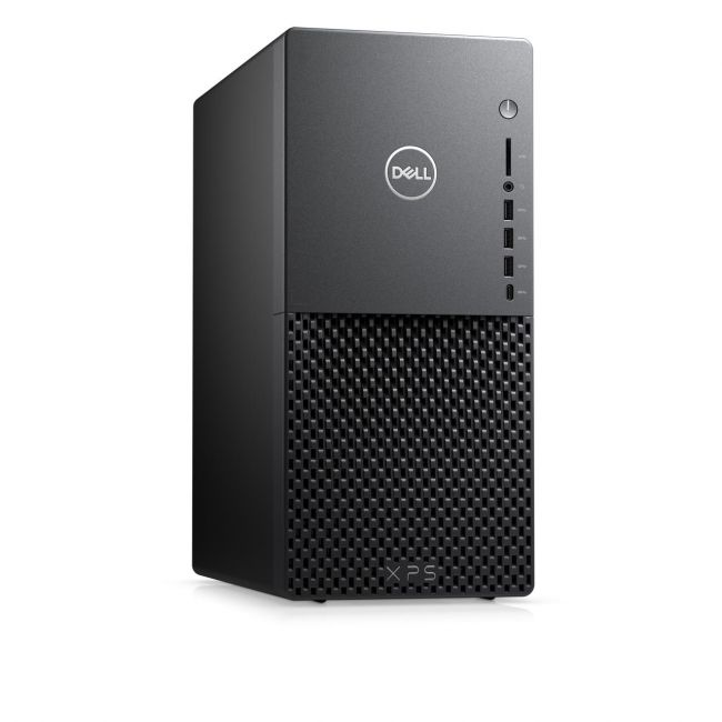 Dell reveals new XPS desktop system and more